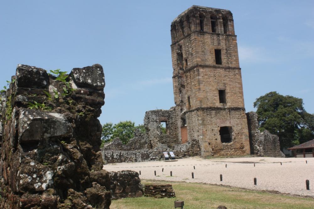 Torre de panama la vieja