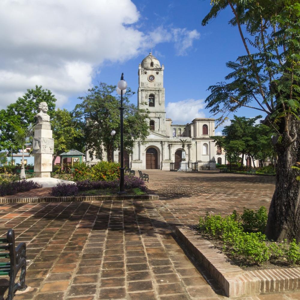 Parque Carlos Manuel . Holguin, Cuba