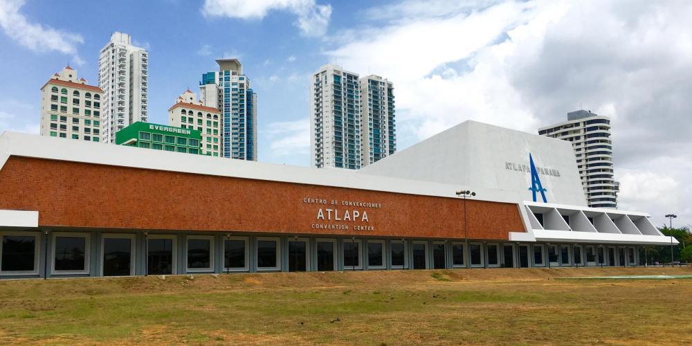 El lugar ideal para congresos, convenciones, ferias y reuniones, con excelentes facilidades y servicios para eventos de categoría mundial.