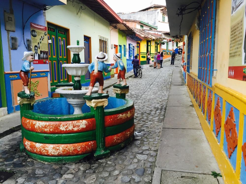 Colombia es Realismo Magico