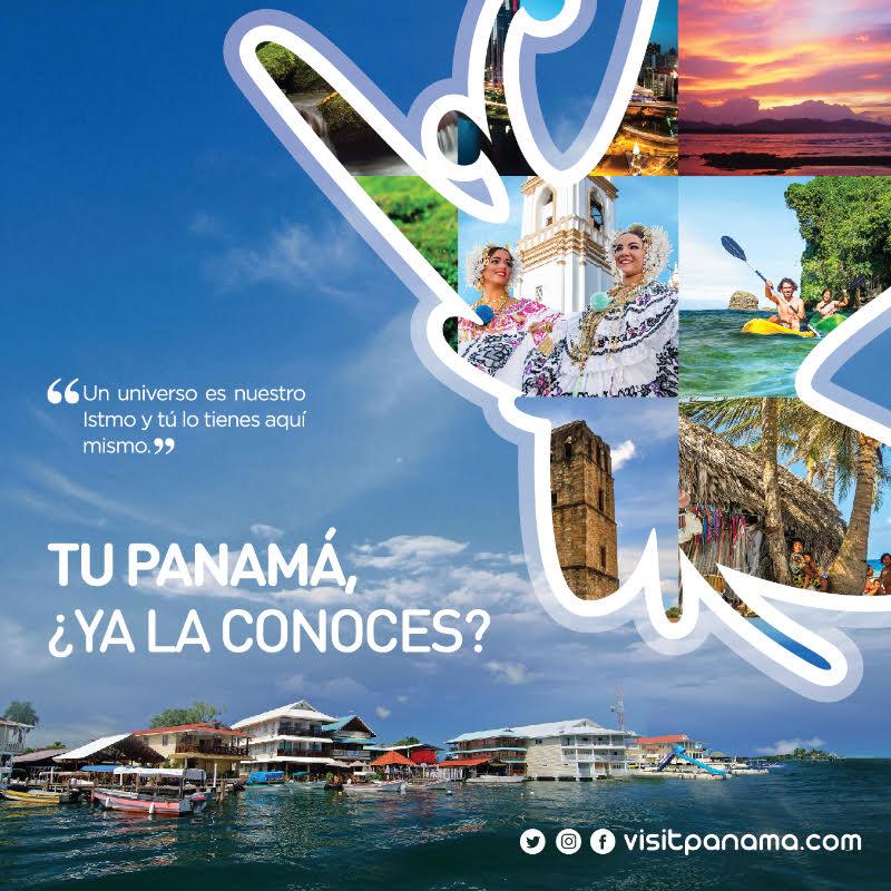 Tu Panama ¿ Ya la Conoces?