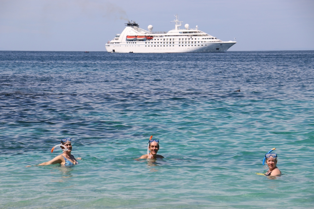 Crucero en Cebaco