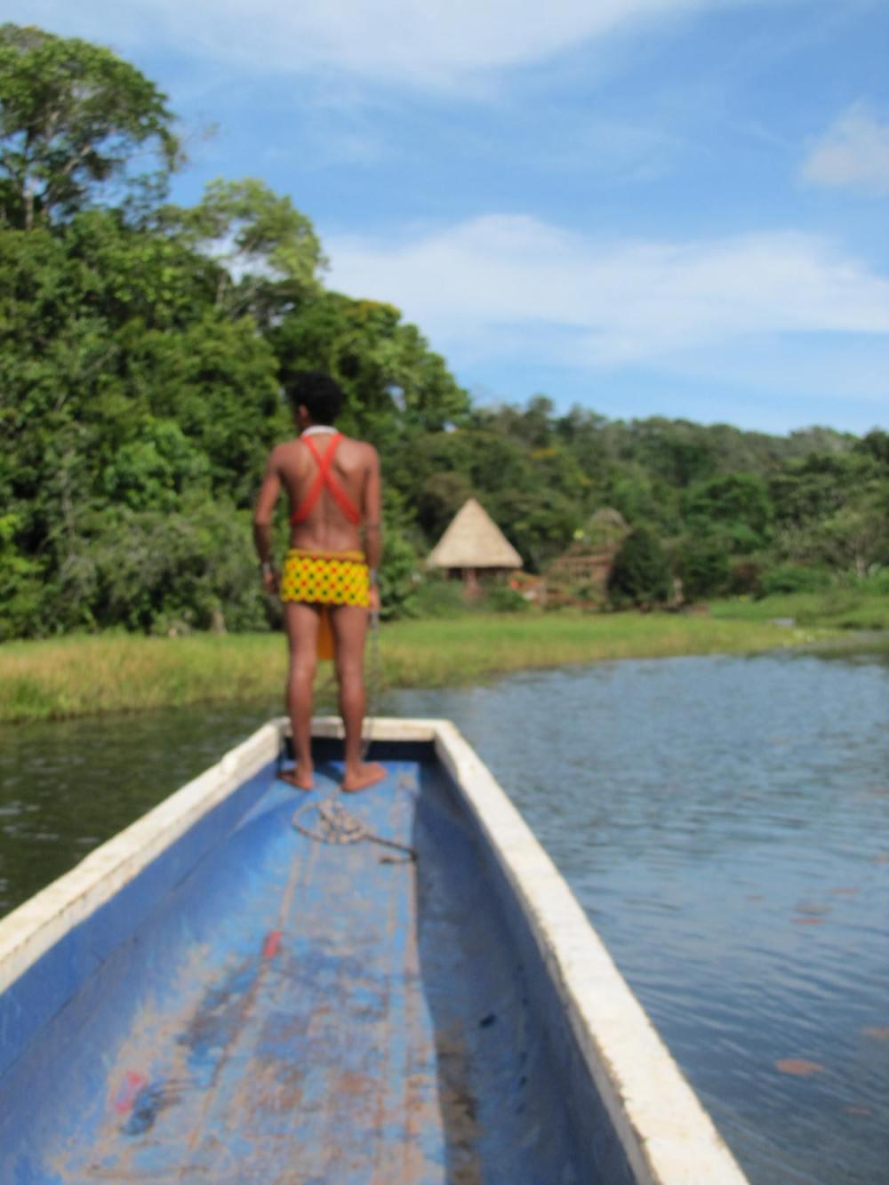 Grupo Embera  Quera