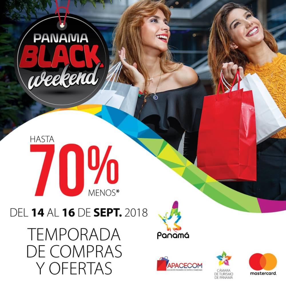 descuentos hasta un 70% en 12 centros comerciales de Panama