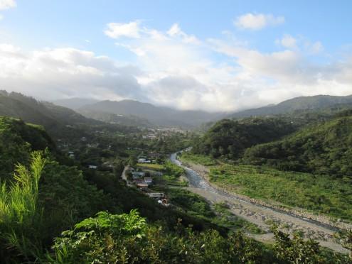 Boquete es un pueblito encantador rodeado de montañas y un clima fresco