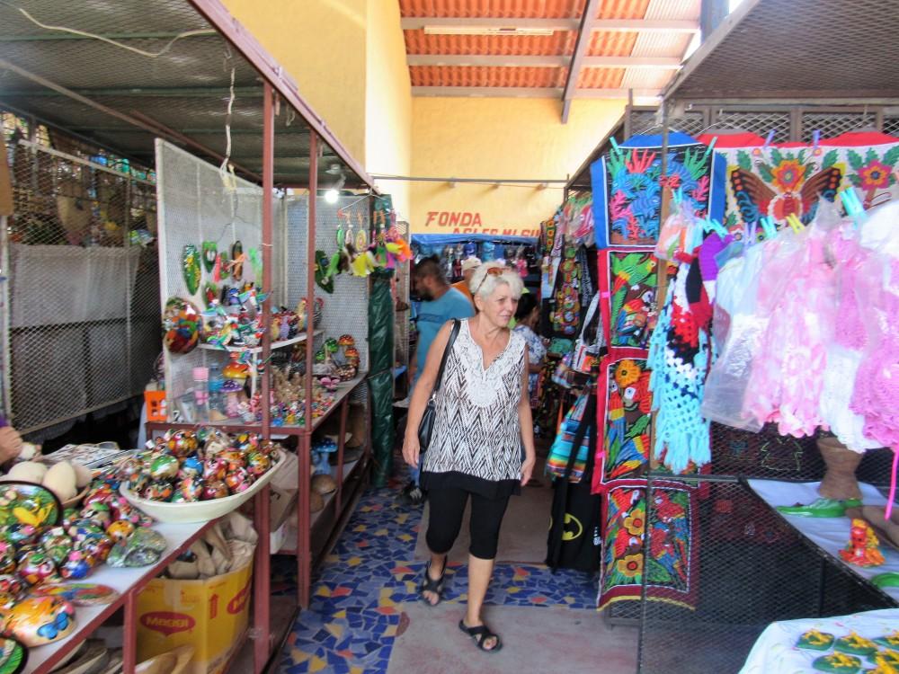 EL mercado Artesanal