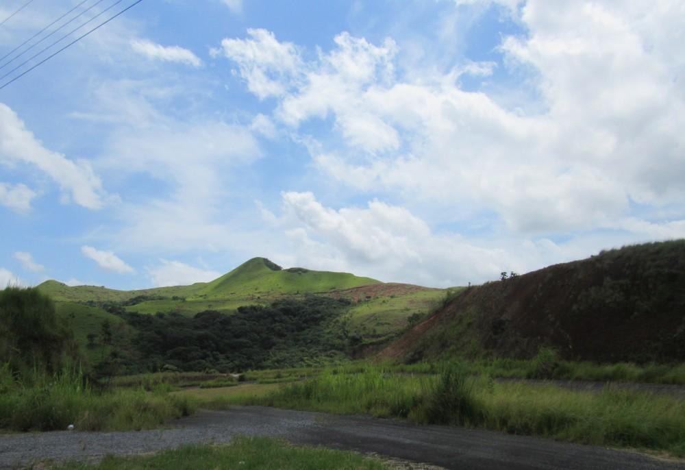 Valle de Antón , Llegando al pueblo