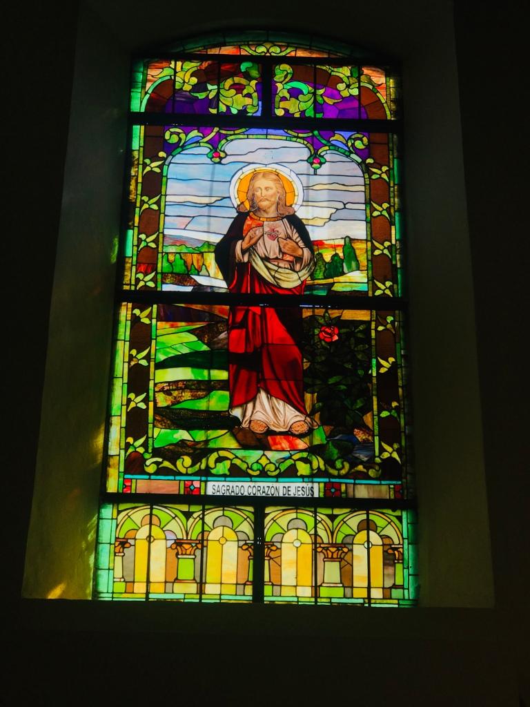 Vitrales Santa Maria la Antigua