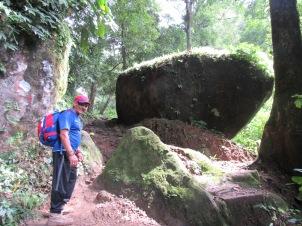Valle de Antón 82. El Chacal guía el camino