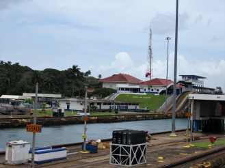 Paseo canal 31 centro de visitantes