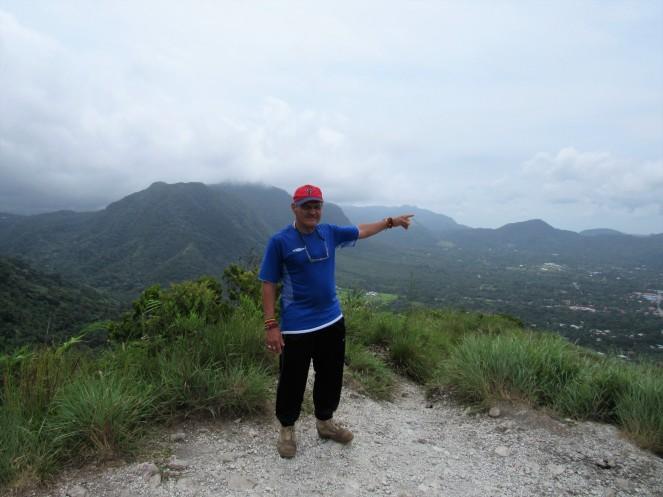 Valle de Antón 96. Desde la India. El Chacal muestra