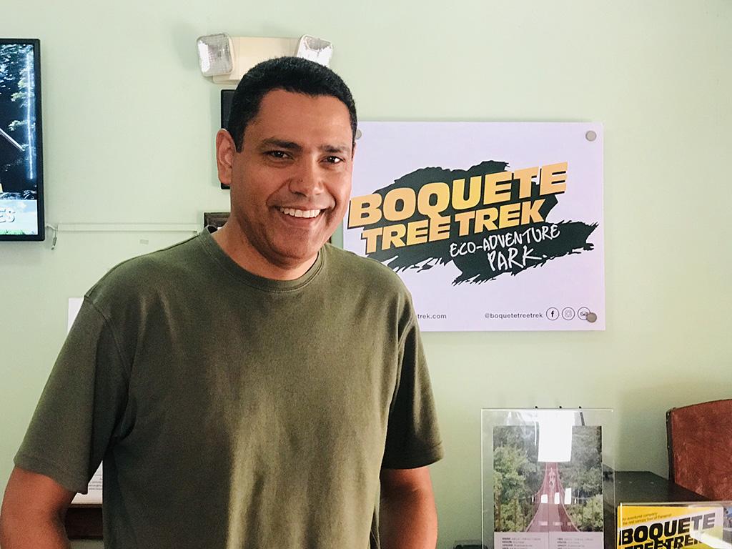 Jorge Tovar en entrevista