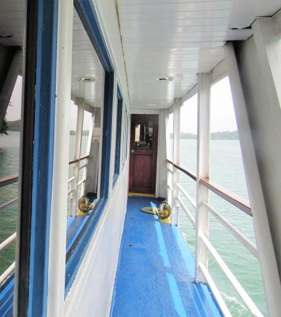 Paseo canal 36. Barcos de vistas panorámicas