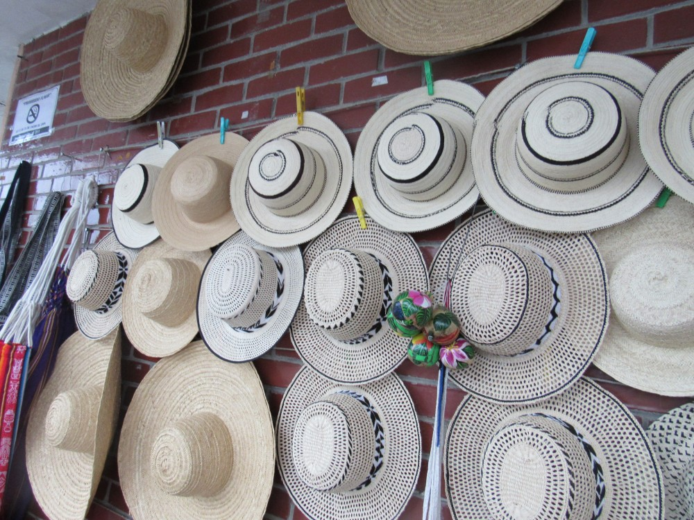 Sombrero pintao