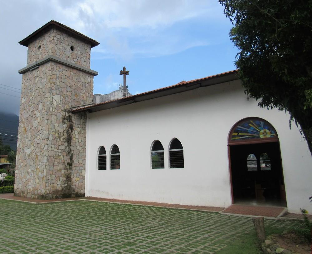 Valle de Antón , Iglesia San José