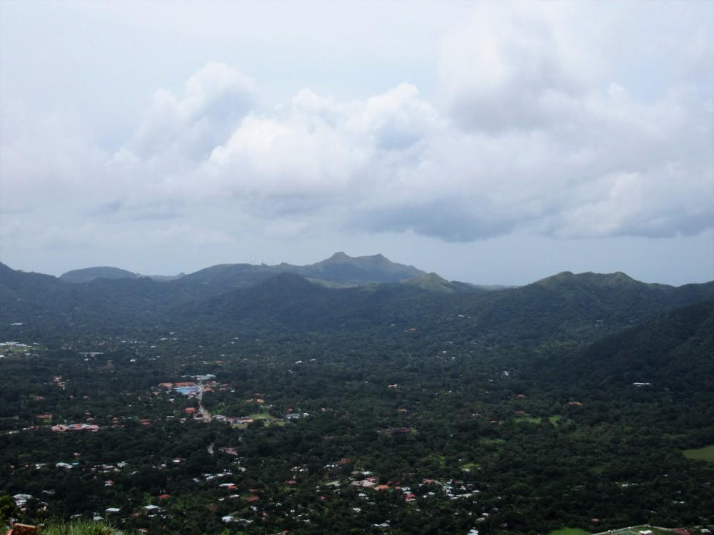 Valle de Antón 93. Desde la India