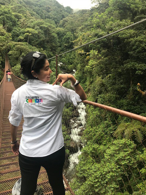 Leyra Leiva de Discover Chiriqui